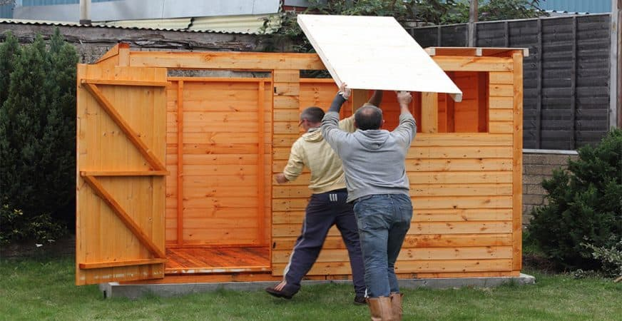 How to Build an Outdoor Storage Shed