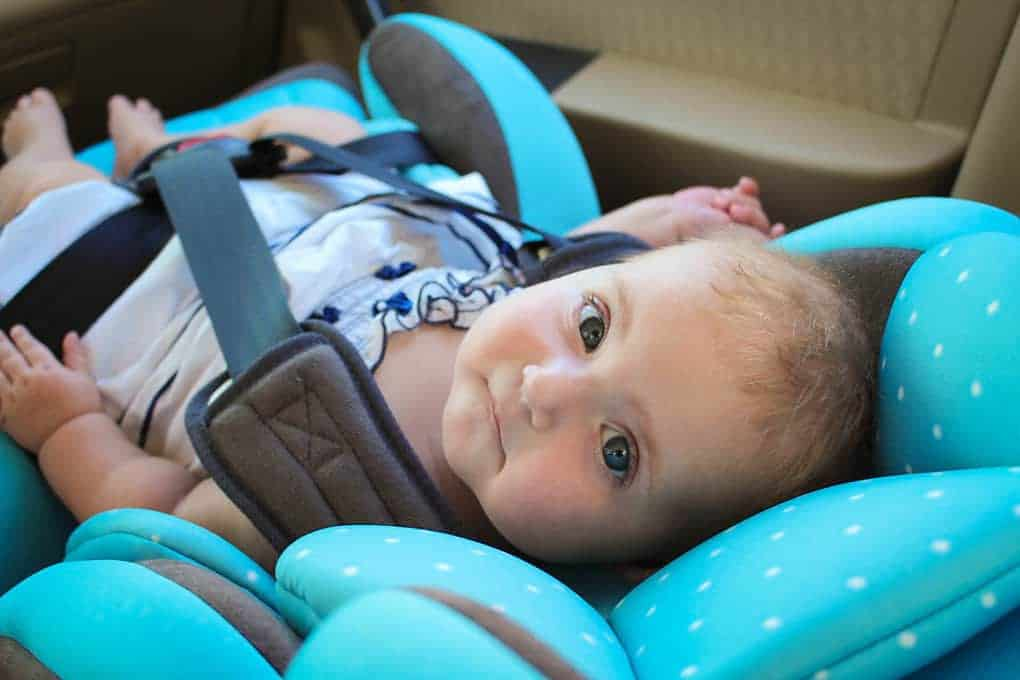 How To Clean Baby Car Seat Straps In 4 Easy Steps
